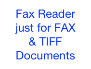 Fax Reader